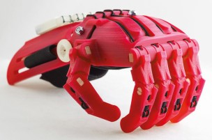 NT_1_Open Source Model of the 3D-printed Raptor Hand  HEGGE_NT01_rgb